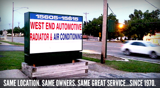 West End Auto >> West End Auto Repair Ellisville